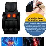 Heated Shiatsu Massage Chair