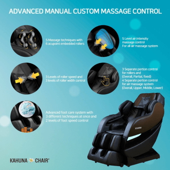 The Best Massage Chair For Big And Tall Person