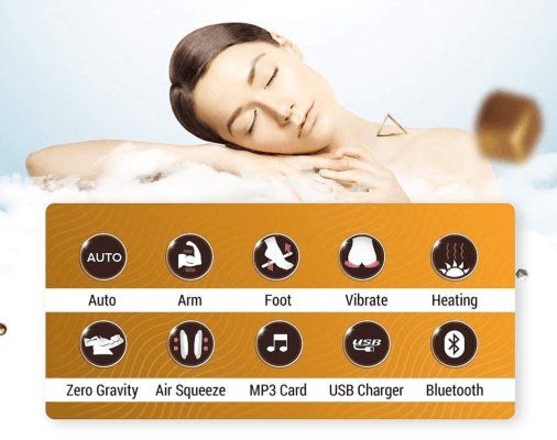 Best Massage Chair For The Money 2018