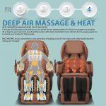 Best Home Massage Chair Relaxonchair MK-IV
