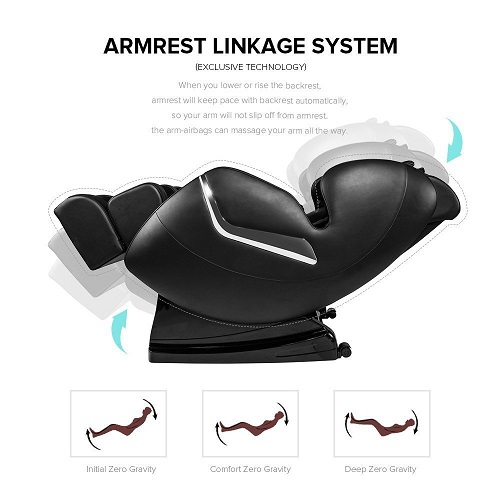 Best Massage Chair Under 1000 Reviews Best Rated Massage Chairs