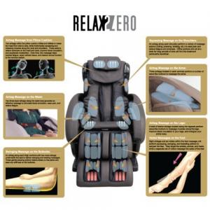 Daiwa Relax 2 Zero Massage Chair Review