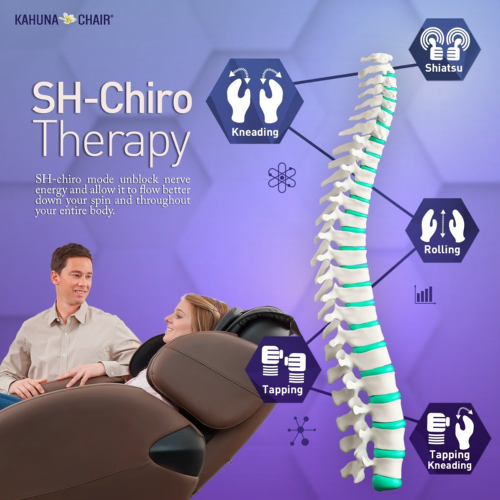 FDA Approved Medical Massage Chair Benefits