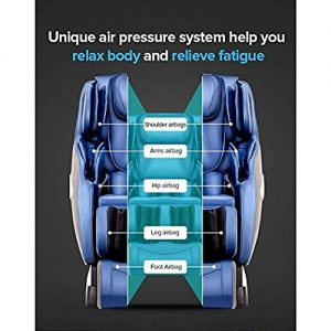 Massage Chair For Back Pain