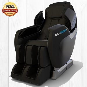 Shiatsu Massage Chair With Heating Options