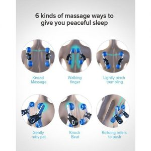 Shiatsu Massage Chair With Heating Options