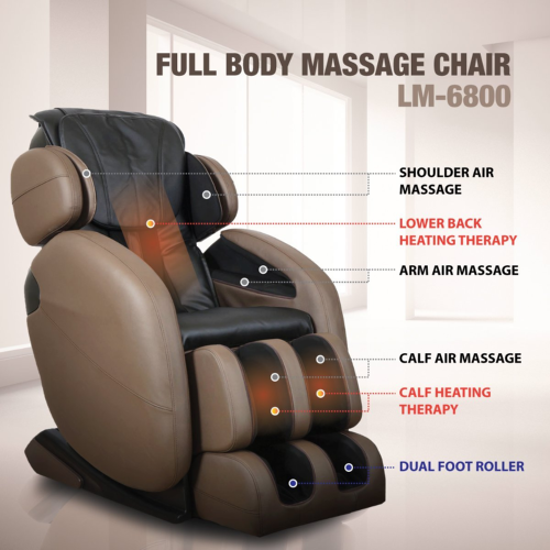 Kahuna Massage Chair LM6800 Features Review