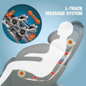 L-Track Kahuna LM6800 Massage Chair