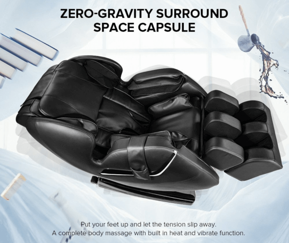 Zero Gravity Real Relax Massage Chair