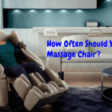 How Often Should You Use A Massage Chair?