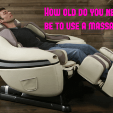 Massage Chair Age Limit – Can Kids Use A Massage Chair?
