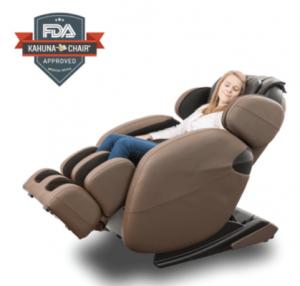Kahuna Massage Chair Zero Gravity