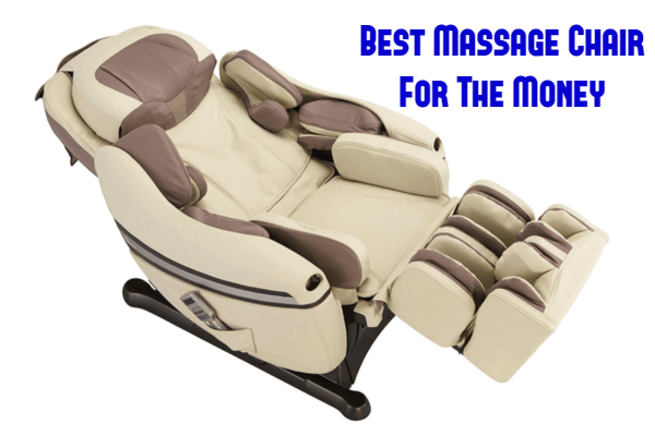 5 Best Massage Chair For The Money